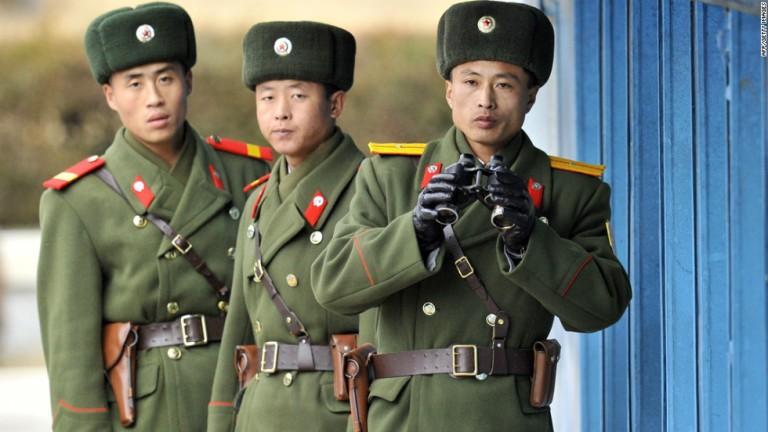DMZ_North Korea_Photo Source CNN