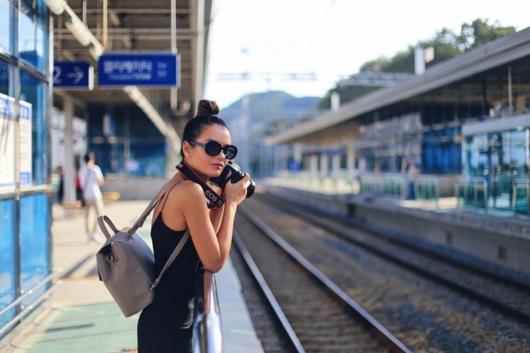 Songjeong Train Station_Busan_South Korea_1