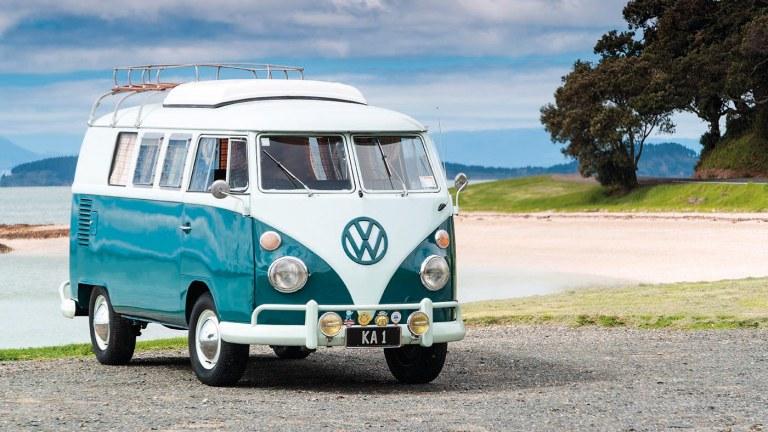 VW Kombi 3
