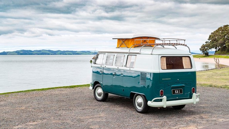 VW Kombi 4