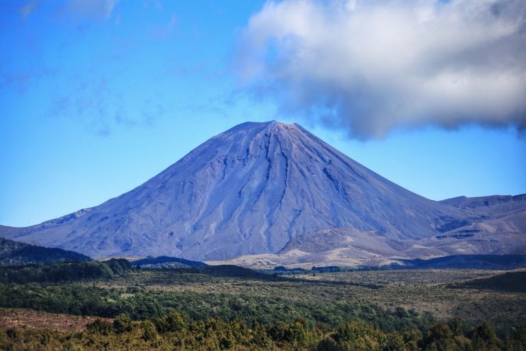 Ngauruhoe Mountain