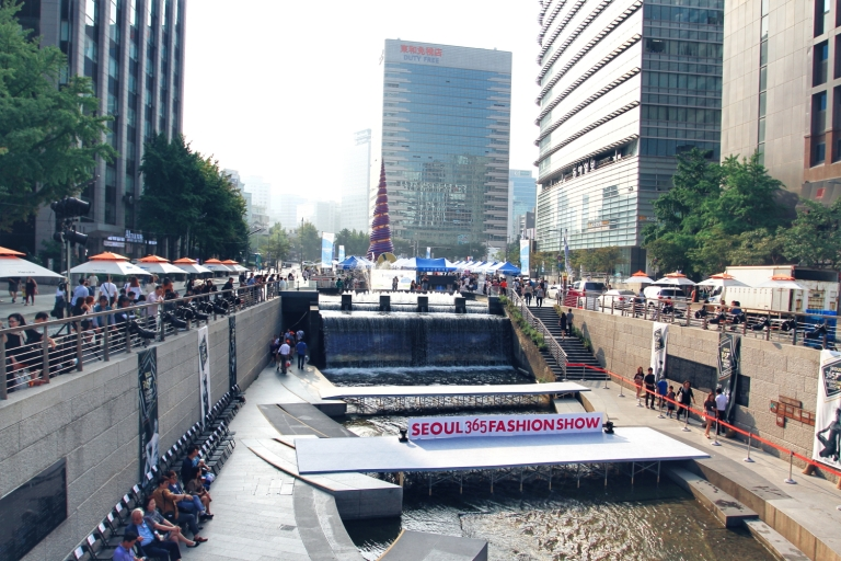 Cheonggyecheon Stream_Seoul_South Korea_3
