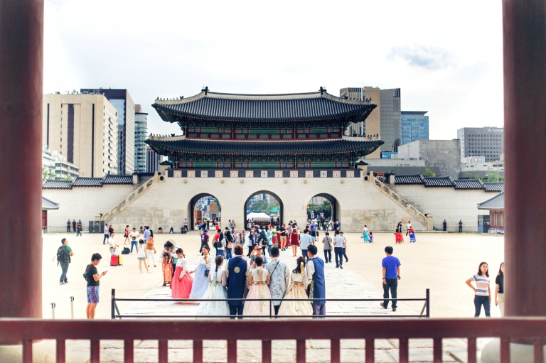 Gyeongbokgung Palace_Seoul_South Korea_2
