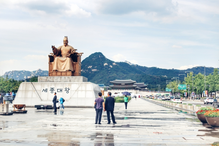 Gyeongbokgung Palace_Seoul_South Korea_3