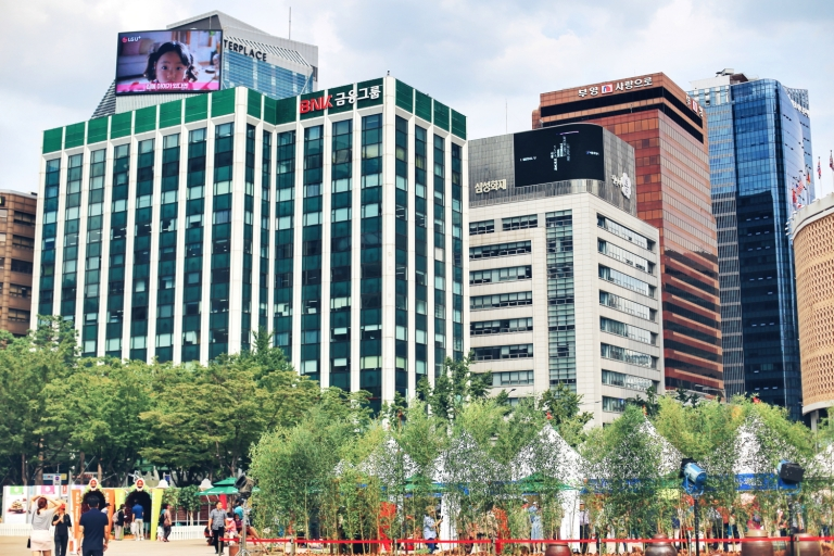 Seoul Plaza_South Korea_1