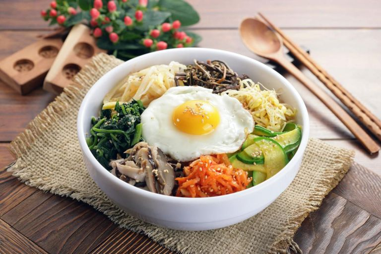 Bibimbap - South Korea