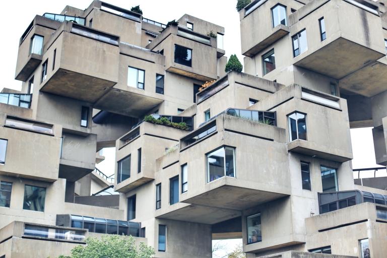 Habitat 67_Montreal_Canada_2