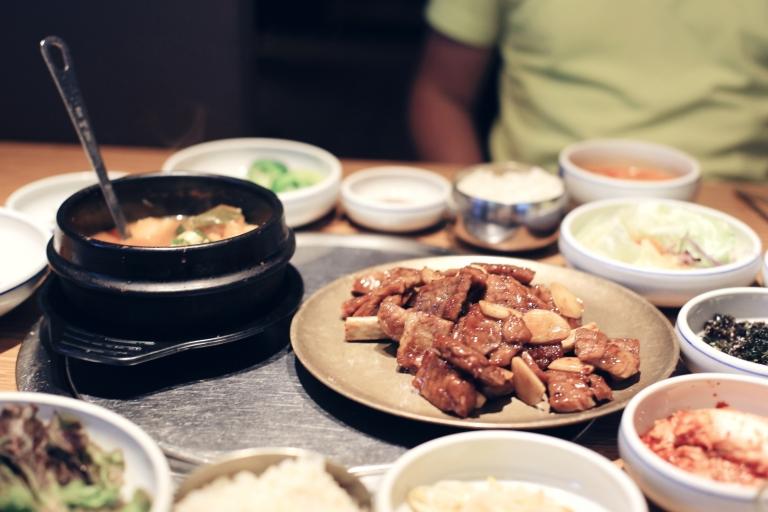 Kprean Food_Seoul_South Korea_1