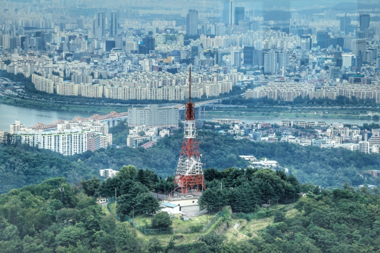 Namsan Tower_Seoul_South Korea_2