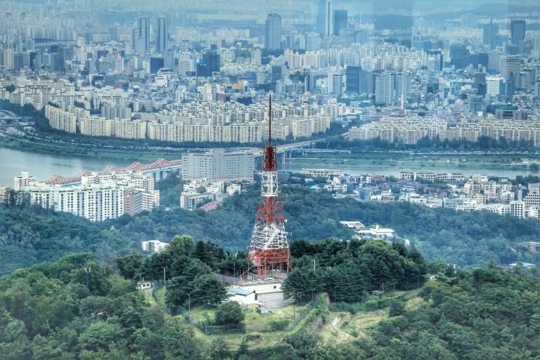 Namsan Tower_Seoul_South Korea_2