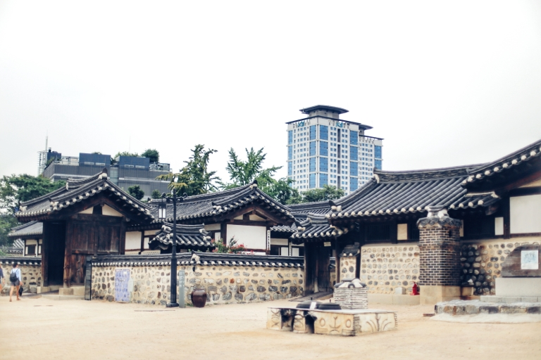 Namsangol Hanok Village_Seoul_South Korea_1