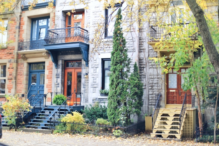 Victorian Houses_Square Saint Louis_Montreal_Canada_1