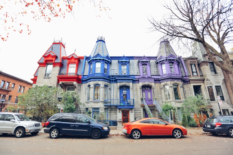 Victorian Houses_Square Saint Louis_Montreal_Canada_2