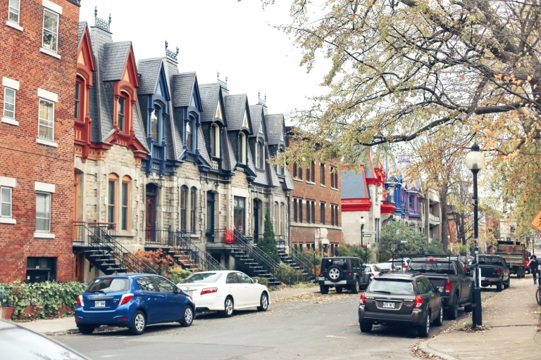 Victorian Houses_Square Saint Louis_Montreal_Canada_3