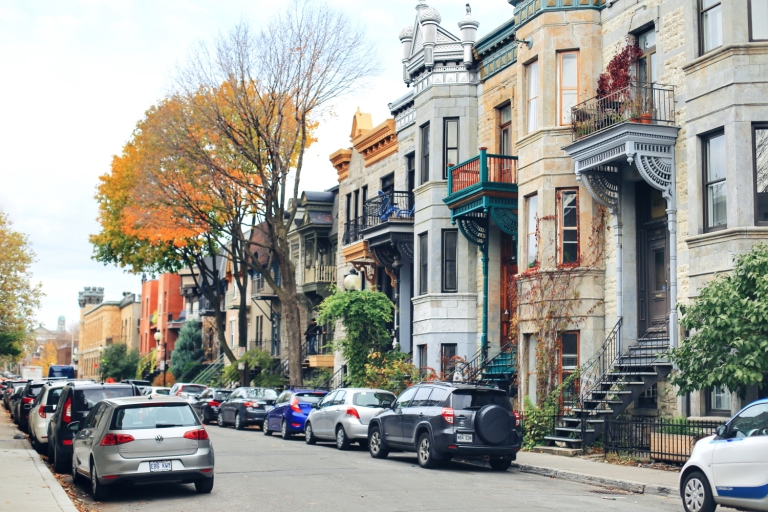 Victorian Houses_Square Saint Louis_Montreal_Canada_4