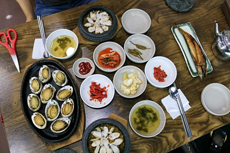 Jeju Island Foods