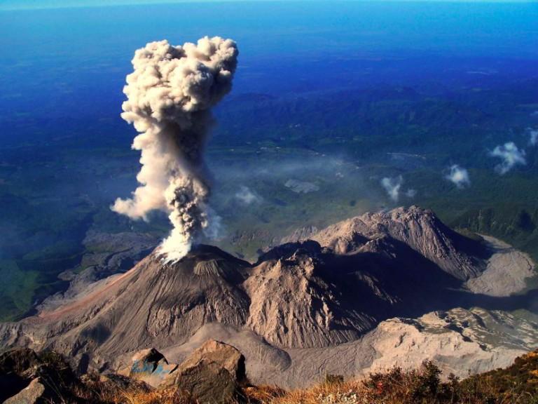 Volcan del Fuego - Guatemala