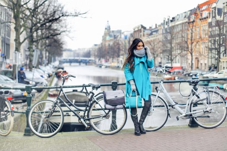 Amsterdam Frozen Canals_15