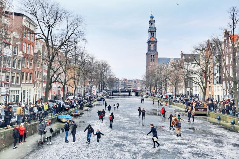 Amsterdam Frozen Canals_20