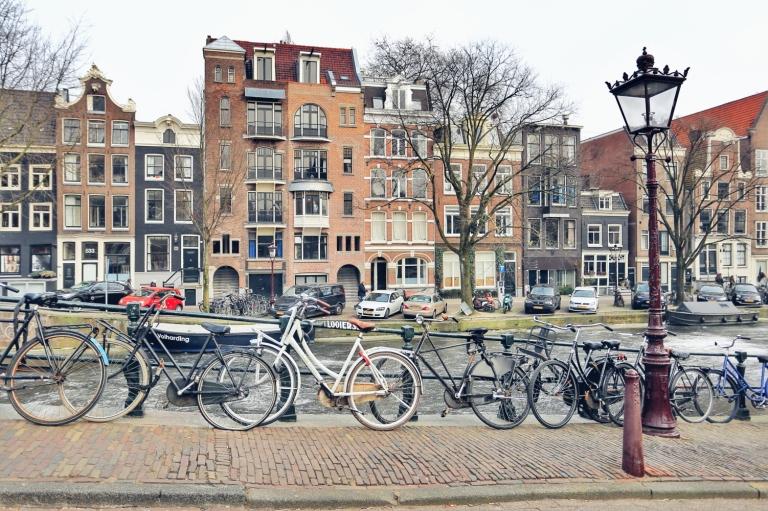 Amsterdam Frozen Canals_3
