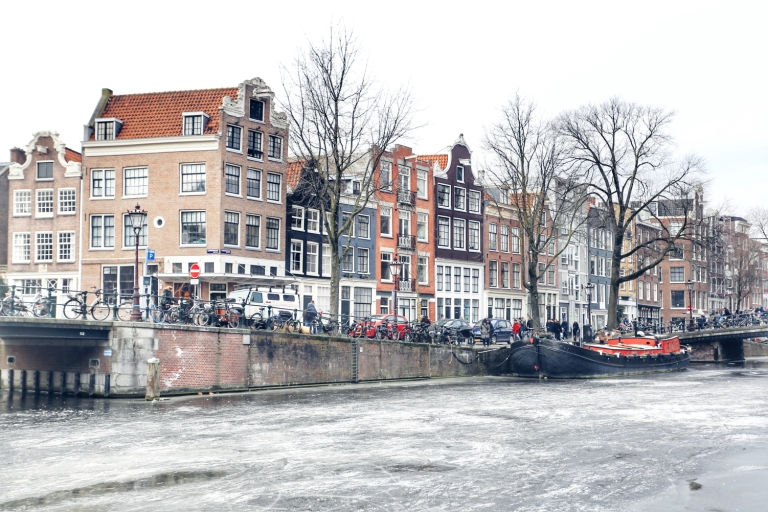 Amsterdam Frozen Canals_6