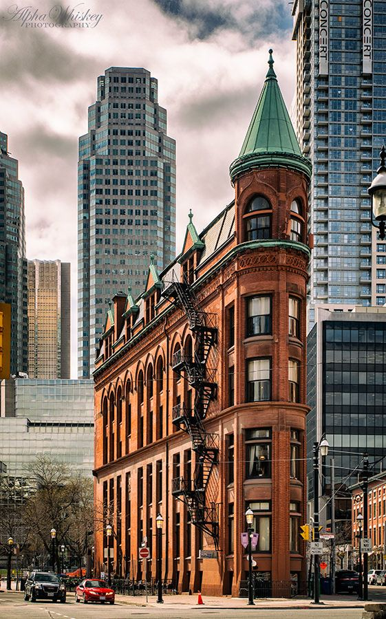 Gooderham Building_Toronto