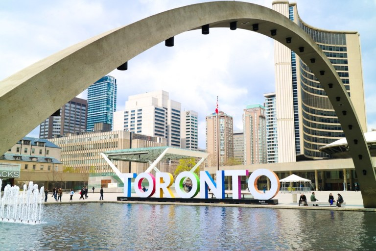 Nathan Phillips Square_Toronto