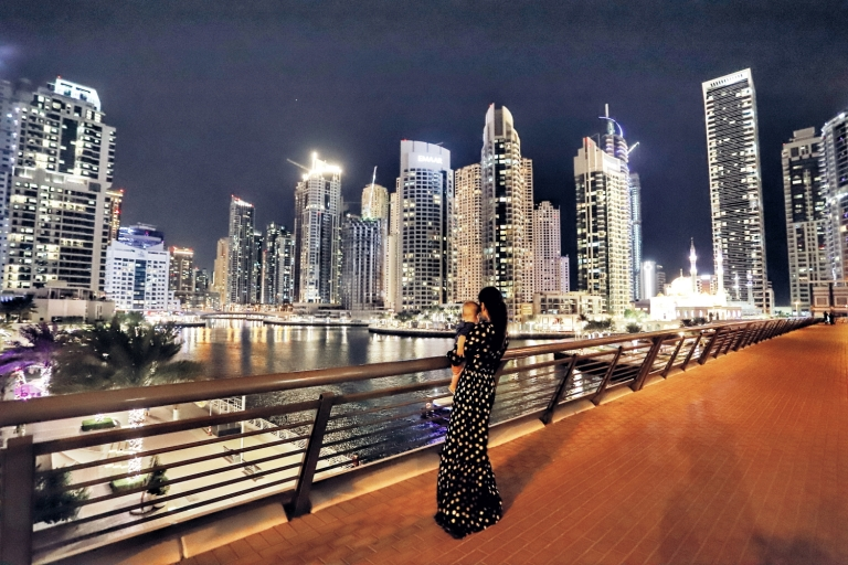 dubai marina by night_1