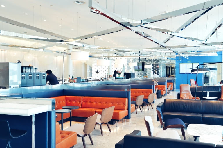 Flying Blue_Amsterdam Lounge 52_9