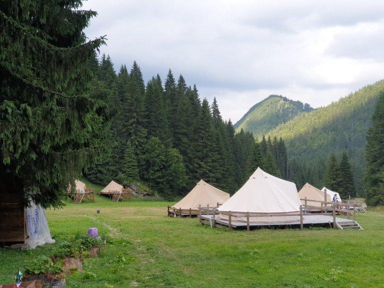 Camping Valea Iarului 2